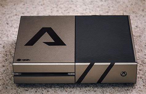 gamer makes his own custom titanfall xbox one vg247