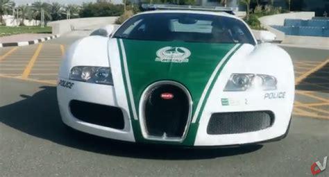 dubai police add  bugatti veyron   roster