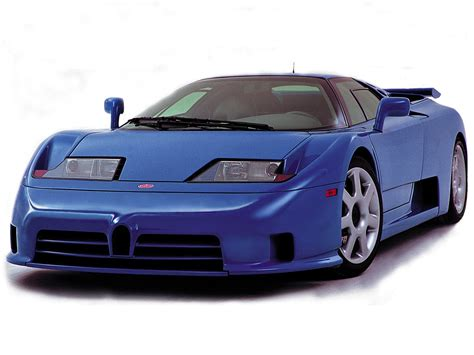 1992 Bugatti EB110 SS | Bugatti | SuperCars.net