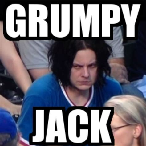 Jack Meme - image gallery jack white meme