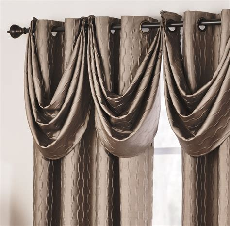 Annas Linens Curtains Drapes by Shannon Lined Grommet Panels Hang Beautifully With A Wavy