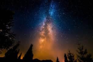 Space Star Night Sky Background