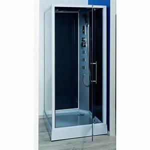 cabine de douche achat vente cabine de douche pas cher With carrelage adhesif salle de bain avec ampoule led 207