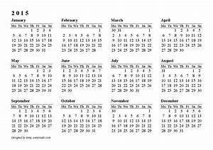 printable free calendar 2015 2017 printable calendar With free downloadable 2015 calendar template