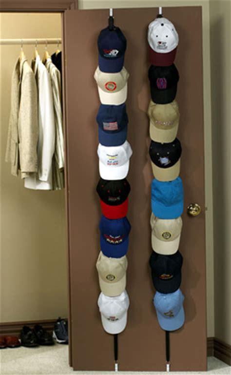 the door cap racks set of 2 in baseball hat racks