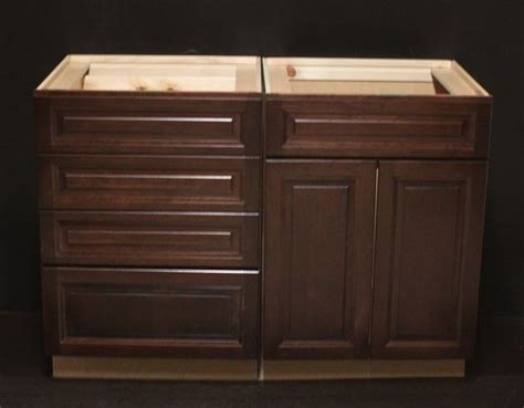 48 kitchen sink base cabinet kraftmaid kaffee cherry bathroom vanity sink base cabinet 7361