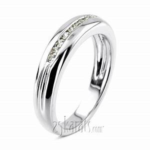 Men39s diamond rings wedding bands and rings for men by for Chanel mens wedding rings