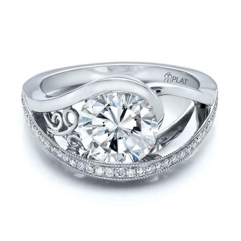 personalized wedding rings custom jewelry engagement rings bellevue seattle joseph jewelry