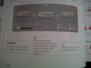 Heat  A  C  Vent Control Problems - Volvo Forums