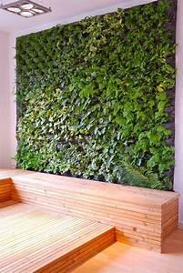 Pflanzenwand Selber Machen : ein vertikaler garten selber bauen schritt f r schritt ~ Whattoseeinmadrid.com Haus und Dekorationen