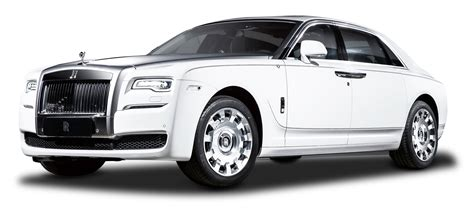 luxury cars rolls royce white rolls royce ghost luxury car png image pngpix