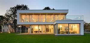Die Zeitlos Moderne Bauhaus Villa Bautrends Magazin
