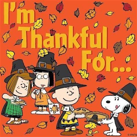 I'm Thankful Forcharlie Brown Pictures, Photos, And