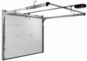 Hauteur Porte De Garage : portes de garage sectionnelles hauteur largeur ~ Melissatoandfro.com Idées de Décoration