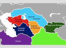 Central Asia A Different History Alternative History