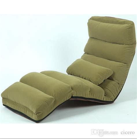 floor folding chaise lounge chair modern fashion sofa