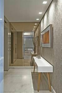 beautiful couloir gris taupe photos design trends 2017 With quelle couleur pour un couloir 15 deco chambre lin marron
