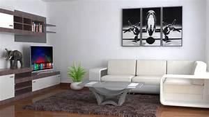 Interior, Design, 3d, Model