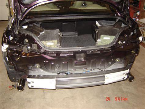 active cabin noise suppression 1993 mazda mpv seat position control 2011 mazda mazda6 bumper removal mazda 6 taillight and rear bumper removal youtube