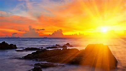 Sunrays Wallpapers Backgrounds Morning Psd