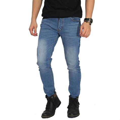 Celana Pria Be 084 jual celana pria panjang celana panjang cowok denim