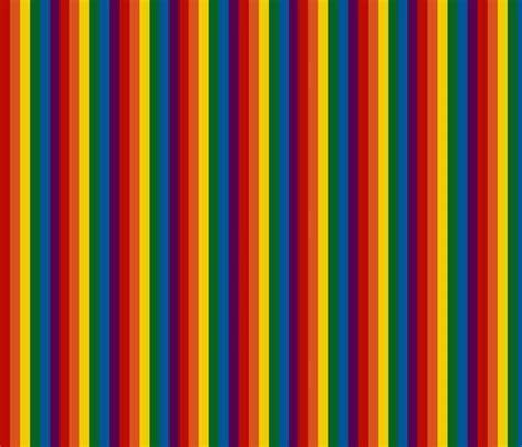 rainbow vertical stripes fabric annaleeblysse spoonflower
