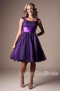 Bridesmaid Prom Tasha LatterDayBride Prom Modest