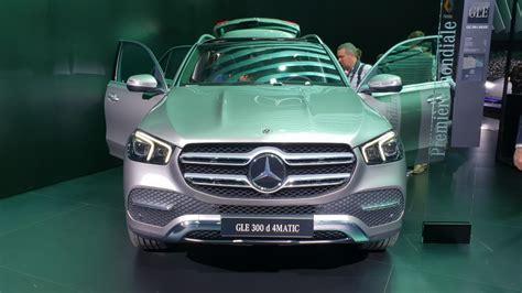 India-bound Next-gen 2019 Mercedes Gle