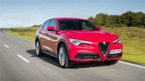 2017 Alfa Romeo Stelvio Review Stylish, Likeable Suv