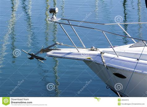 The Bow Of A Boat Where by Bow End Of A Boat Stock Photo Image 29564610