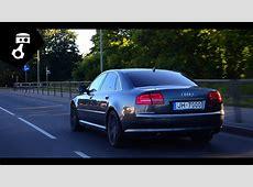 Audi A8 30TDI D3 Тестдрайв; zhmuraTV YouTube