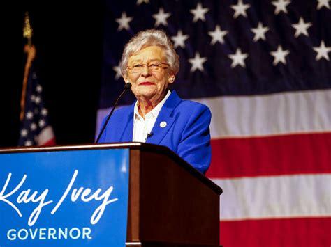 Ivy signs Alabama abortion bill into law