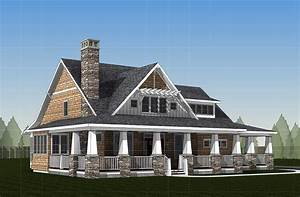 Plan 18289BE: Storybook Country House Plan with Sturdy ...