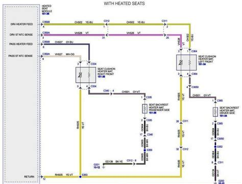 Memory Seat Wiring Diagram 2008 F250 by F150 Loaded Seat Wiring Diagram F150online Forums
