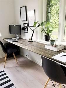 55, Incredible, Diy, Office, Desk, Design, Ideas, And, Decor, 12