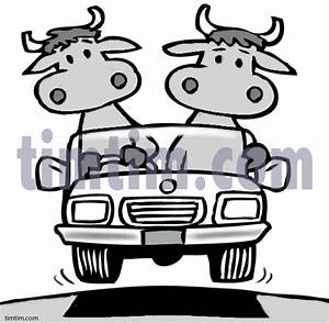 Free drawing of Cattle Drive UK BW from the category -Farm ...