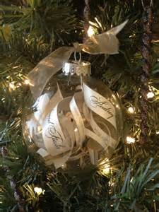 Christmas Ornaments Newlyweds