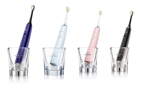 Philips Sonicare DiamondClean Toothbrush Review: How the