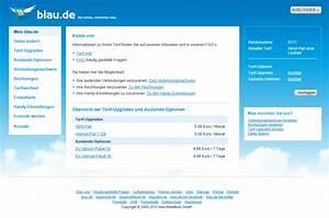 Blau De Rechnung Online : blau allnet flat erfahrungen testbericht kundenmeinungen ~ Themetempest.com Abrechnung