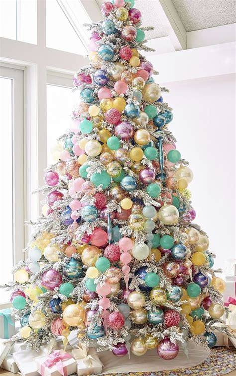 candy christmas tree ideas decorations