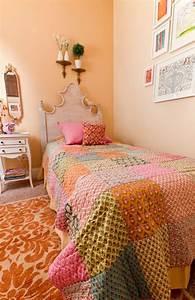 Küchen Wände Farbig Gestalten : wandfarbe apricot der frische trend bei der wandgestaltung in 40 beispielen ~ Bigdaddyawards.com Haus und Dekorationen