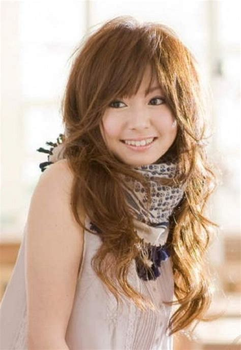 japanese hairstyles  women long top fashion stylists