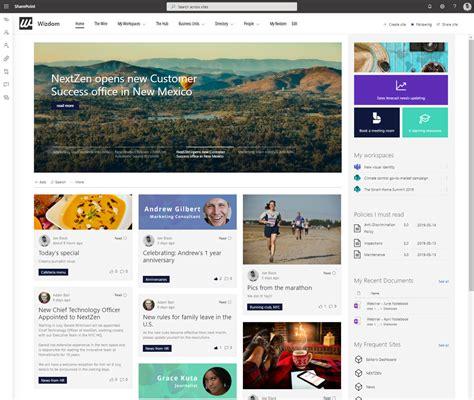 SharePoint Modern Site Design