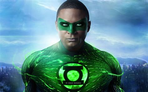 stewart green lantern arrow s diggle might be green lantern gamers sphere
