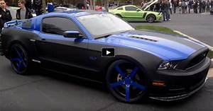 CARBON FIBER MUSTANG BY GEORGIA'S WICKED CUSTOMS | HOT CARS