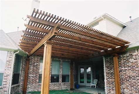 On The Patio by Spaced 2 215 2 Shade Structures Custom Patio Designs