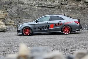 SKN Tuning Wrings 298kW From Mercedes Benz CLA 250