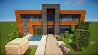 Minecraft Moderne Häuser Jannis Gerzen by Jannis Gerzen Viyoutube