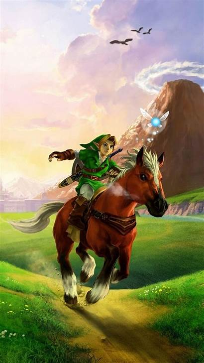Zelda Legend Iphone Wallpapers