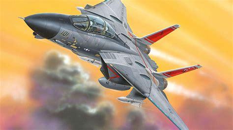 Nice Wallpaper Of F 14 Fighter Plane Photo Of Tomcat